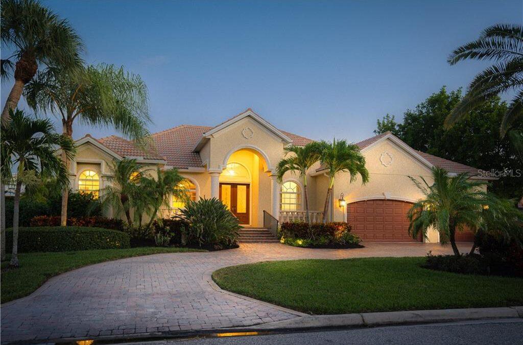 Sold: 547 BLUE JAY PL, Bird Key Sarasota $1,450,000